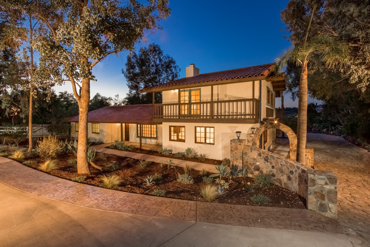 San Diego Real Estate Photography Future Home Photo @ Fortuna Estates